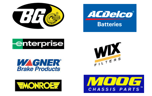 Parker Brake Products | ACDelco Batteries, BG, Enterprise, Mevotech, Monroe, Wagner, Wix